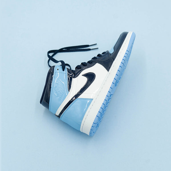 Women S Air Jordan Retro 1 Blue Chill Available 2 14 Nohble