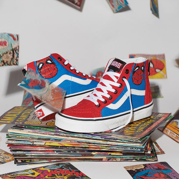 Marvel Vans Collection Available Now