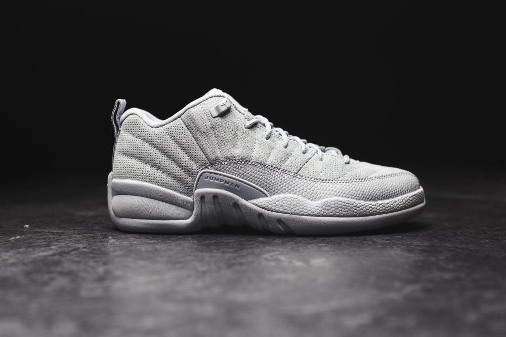 df0fc4cd25cd ... coupon code for air jordan retro 12 low wolf grey available sat 3.18.17  27ce6