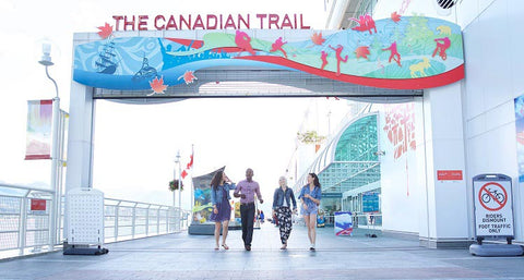 Canadian Trail - Ultimate Downtown Vancouver Staycation Guide