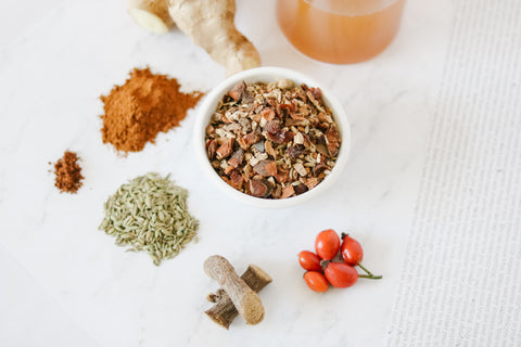 Ayurveda ingredients