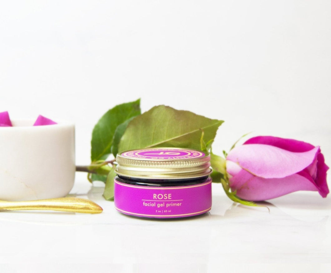 Bombay® Rose Hydrating Facial Gel