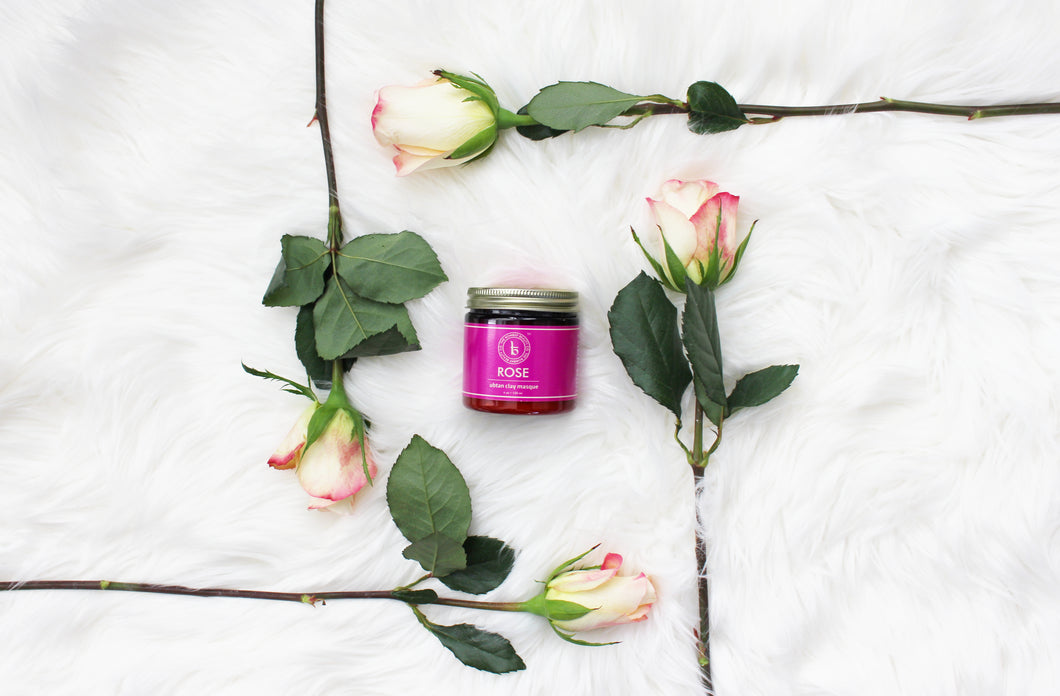 Bombay® Rose Ubtan Clay Masque