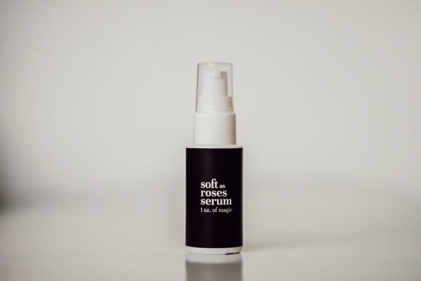 soft as roses facial serum