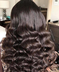 Bombay Hair - 25MM ROSE GOLD CURLING WAND