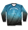 UV sun protect fishing jersey