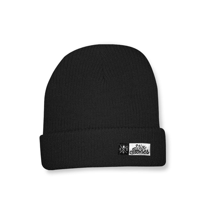 2 in 1 TOQUE BLACK