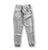 Fleece jogging pants, Zipper pockets, Reflective print