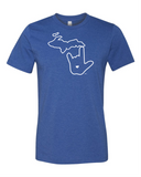 ILY Michigan Classic Cotton T-shirt