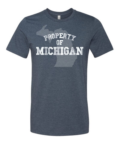 Property of Michigan