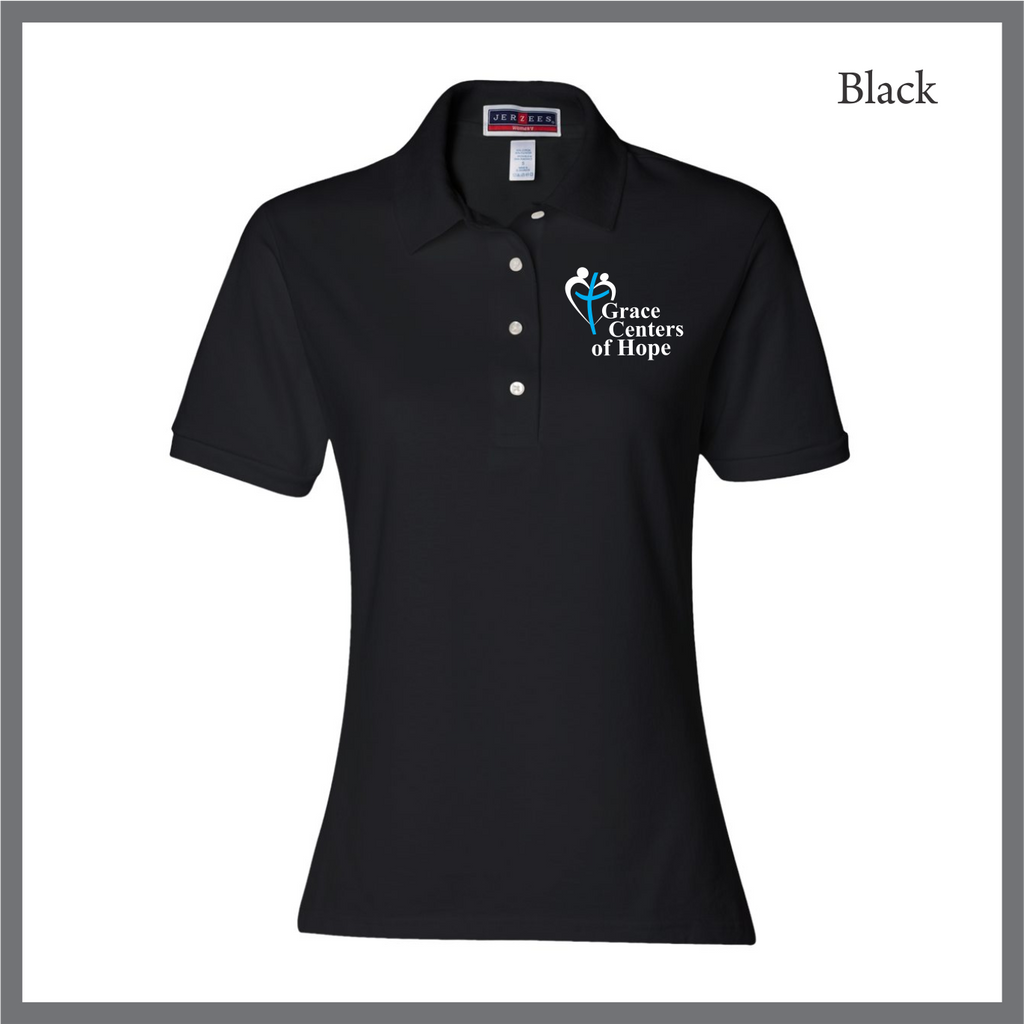GCH Ladies 50/50 Blended Polo
