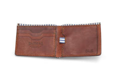 The 810 Wallet - Brothers Leather Supply Co.