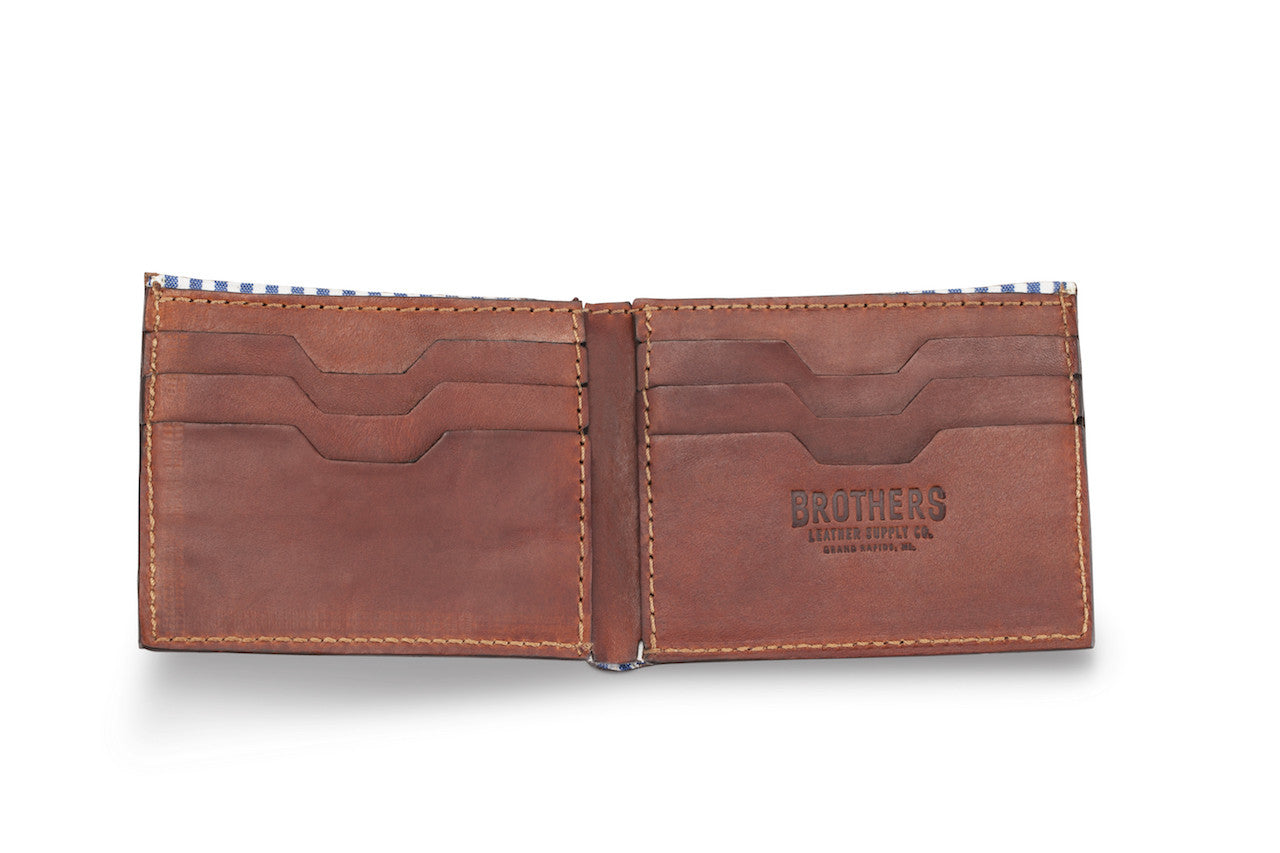 The 989 Wallet - Brothers Leather Supply Co.