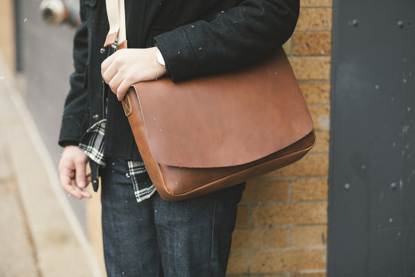 The Melbourne Messenger - Brothers Leather Supply Co.