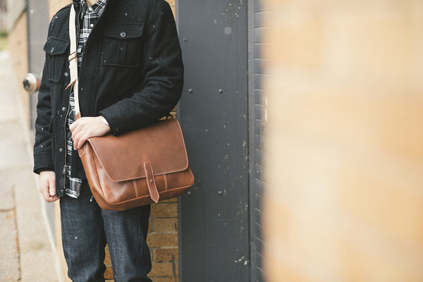 The Roma Messenger - Brothers Leather Supply Co.
