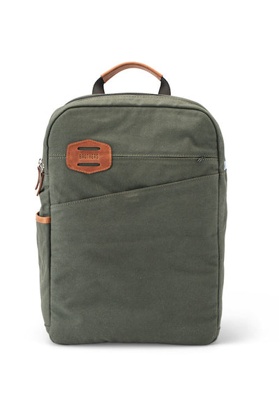 The Windy City Backpack - Olive