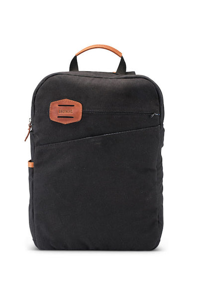 The Windy City Backpack - Black