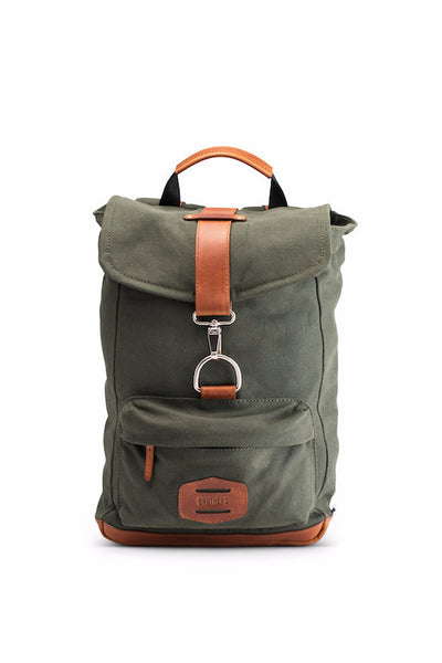 The Motown Backpack - Olive