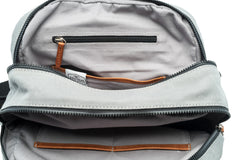 The Windy City Backpack - Pockets