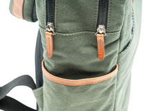 The Windy City Backpack - Buckles