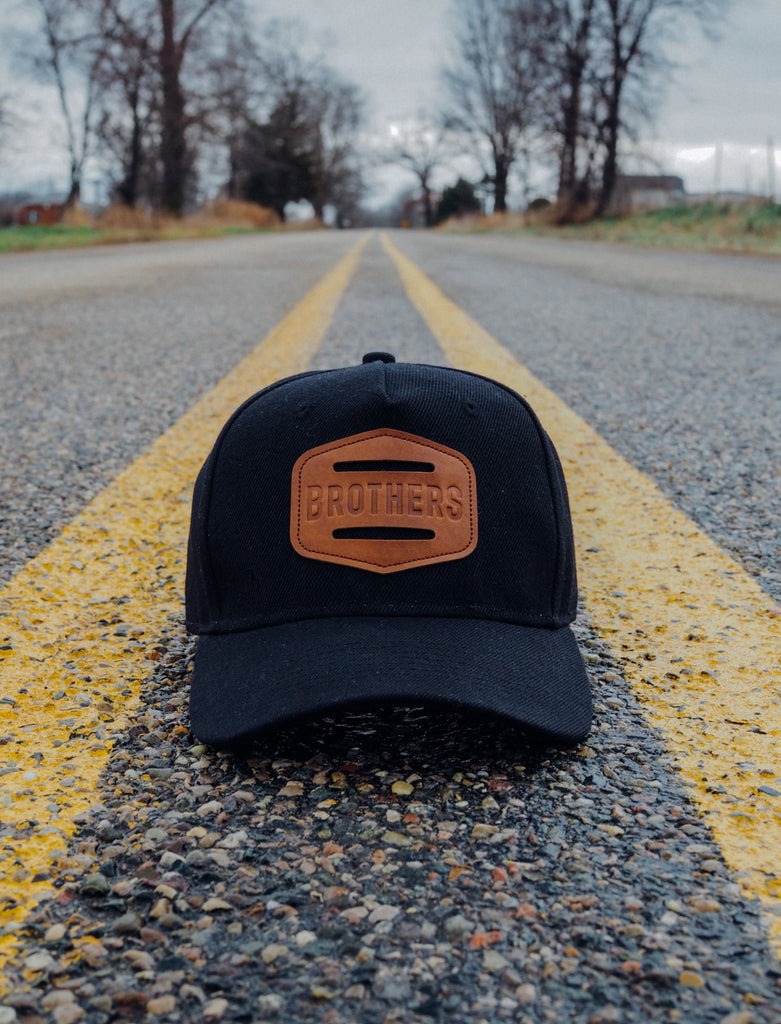 8ba18a4441f Brothers Leather Patch Hat – Brothers Leather Supply Co.