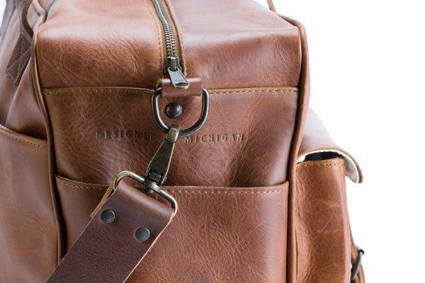The Ryan Traveler - Brothers Leather Supply Co.