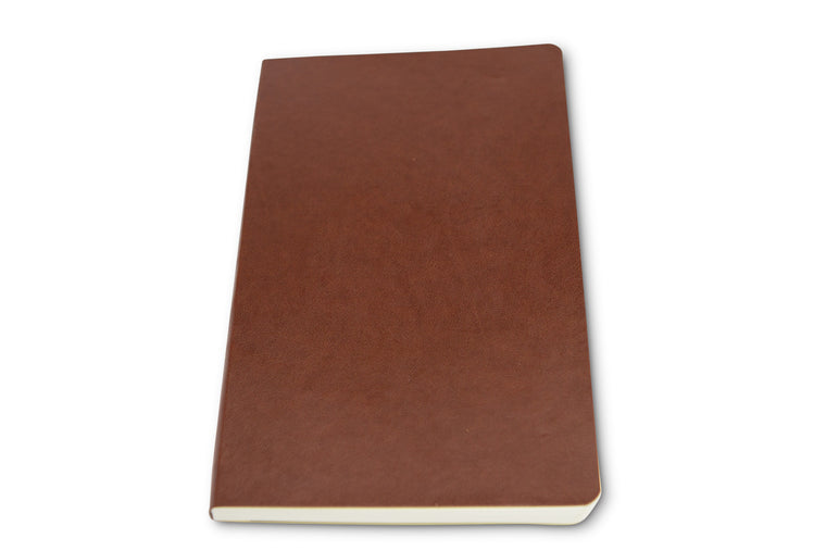Brothers Leather Softback Notebook (15% OFF + FREE Personalization!!)