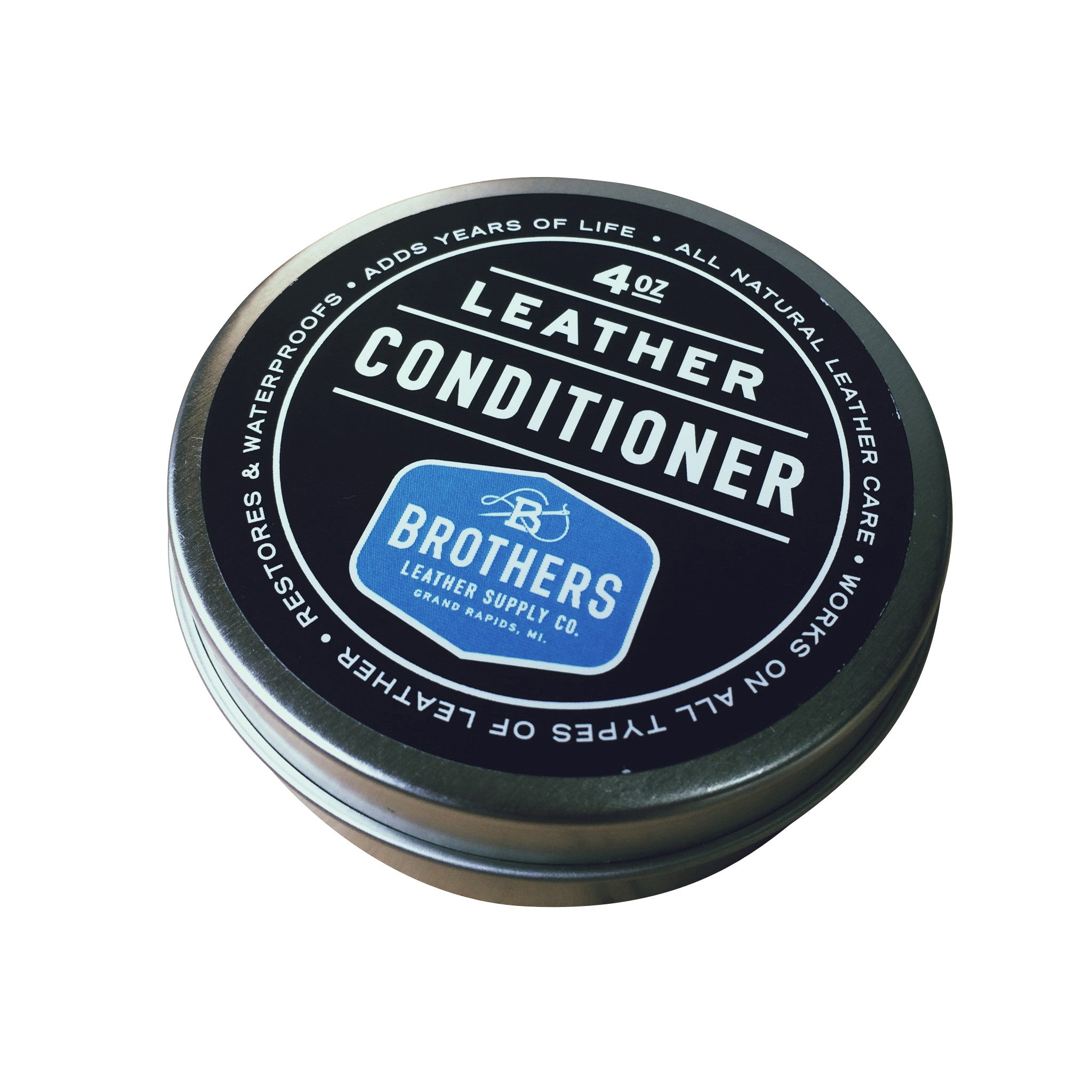 Brothers Leather Conditioner - Brothers Leather Supply Co.