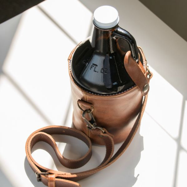 The C.W. Growler Bag