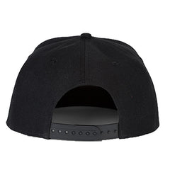 Brothers Leather Patch Snapback