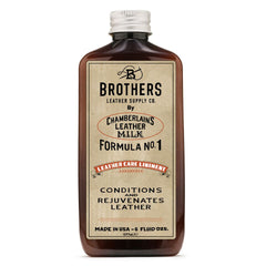 BLSC/Chaimberlain's Leather Milk - Brothers Leather Supply Co.
