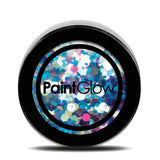 Paint Glow Chunky Holographic UV Glitter Shaker 5g