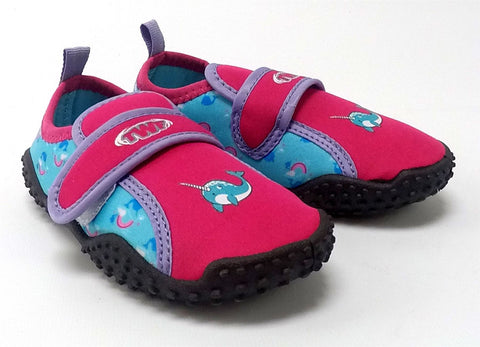 TWF Tots Baby Girls Beach Wetshoes