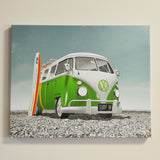 VW Canvas Wall Art Officially Licensed By Volkswagen