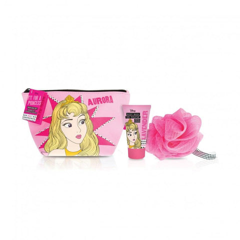 Disney Princess Sleeping Beauty Aurora Wash Bag Set