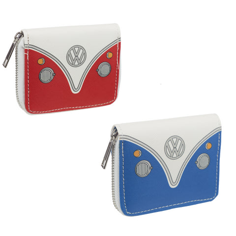 VW T1 Camper Zip Around Wallet Purse