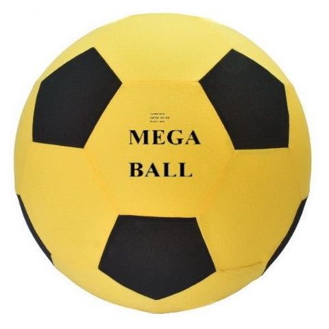 45cm Mega Ball available in 6 colours for Great Fun Outdoors