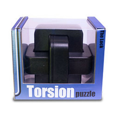 Torsion Puzzle - Lock, Stock or Barrel