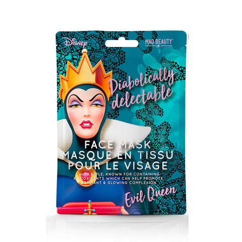 Disney Villains Evil Queen Sheet Face Mask