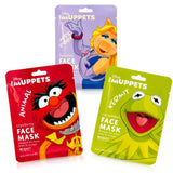 Disney The Muppets Sheet Face Masks By Mad Beauty Cruelty Free