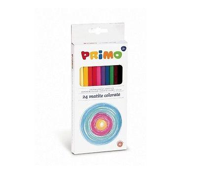 24 Pack Of Kids Colouring Pencils