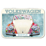 Officially Licensed Volkswagen Beetle Paint Splat Keepsake Tin