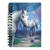 The Journey Home 3D Effect Lisa Parker Notebook