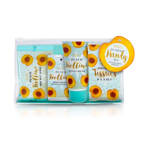 Ultimate Hand Care Gift Set Peach Bellini Fragrance