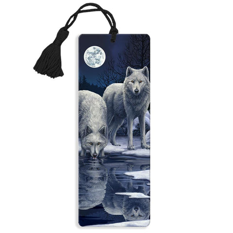 Warriors Of Winter Super 3D Effect Lisa Parker Bookmark