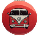 VW T1 Camper Round Compact Mirror