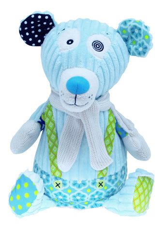 Les Deglingos Original Soft Toy Lilicos The Polar Bear