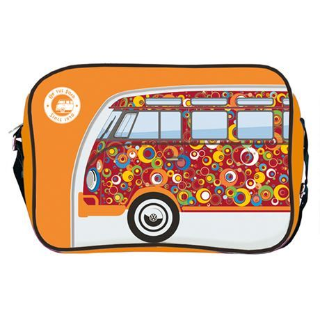 VW Bright Campervan Shoulder Bag Officially Licensed by Volkswagen