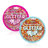 Mad Beauty Peel Off Glitter Face Masks Cruelty Free