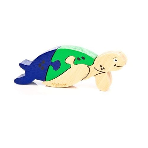 Mini Turtle Puzzle - Ecoboo